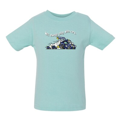 MRRA Cartoon Infant T-Lt. Green