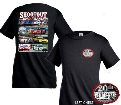 2017 PLM Shootout Tee - Black