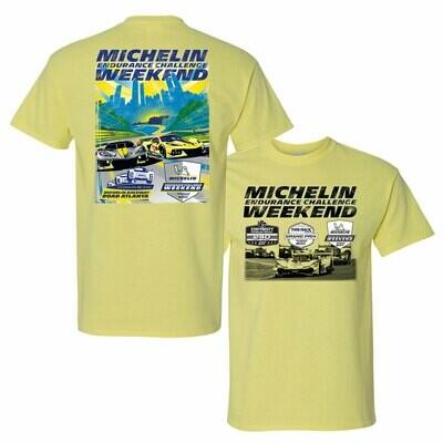 2020 Michelin Endurance Challenge Tee - Cornsilk
