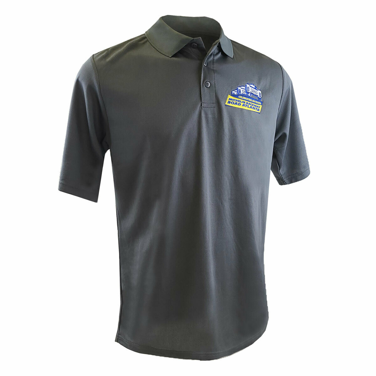 50th Vintage Polo-Graphite