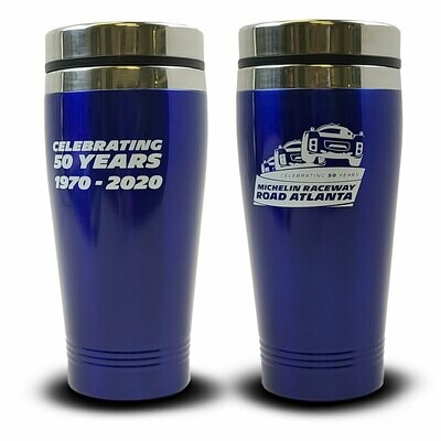 MRRA 50th Travel Mug