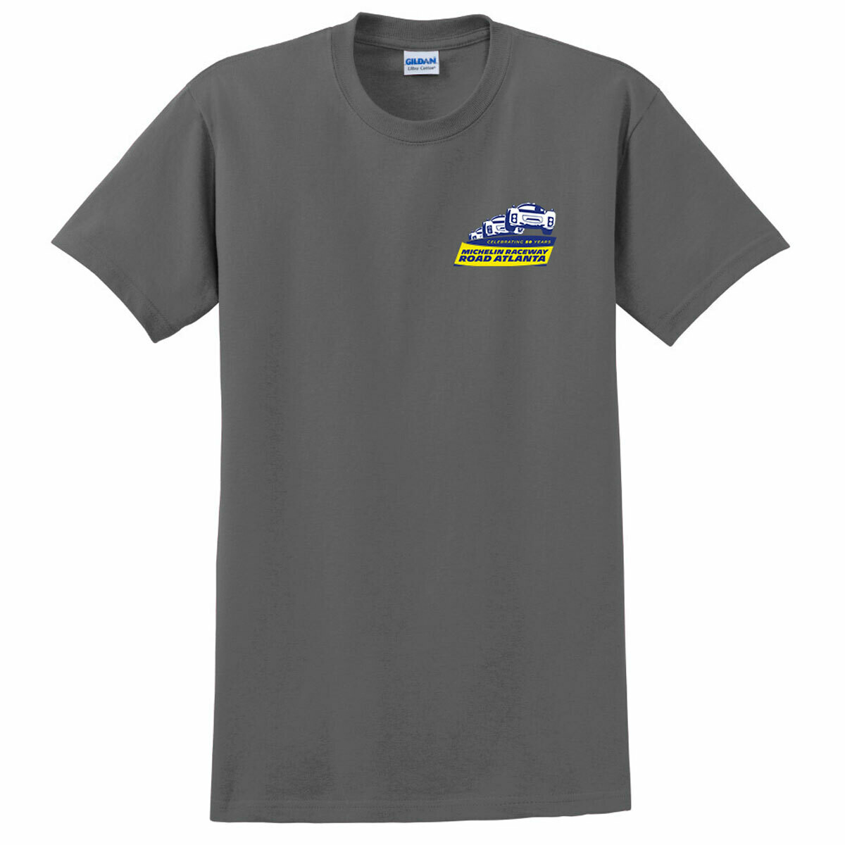 50th Vintage LC T-Charcoal