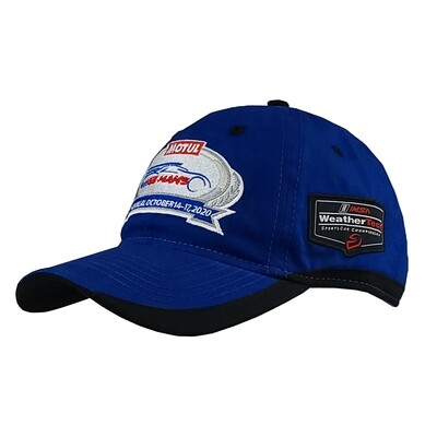 2020 Motul Petit Le Mans Hat - Royal/Black