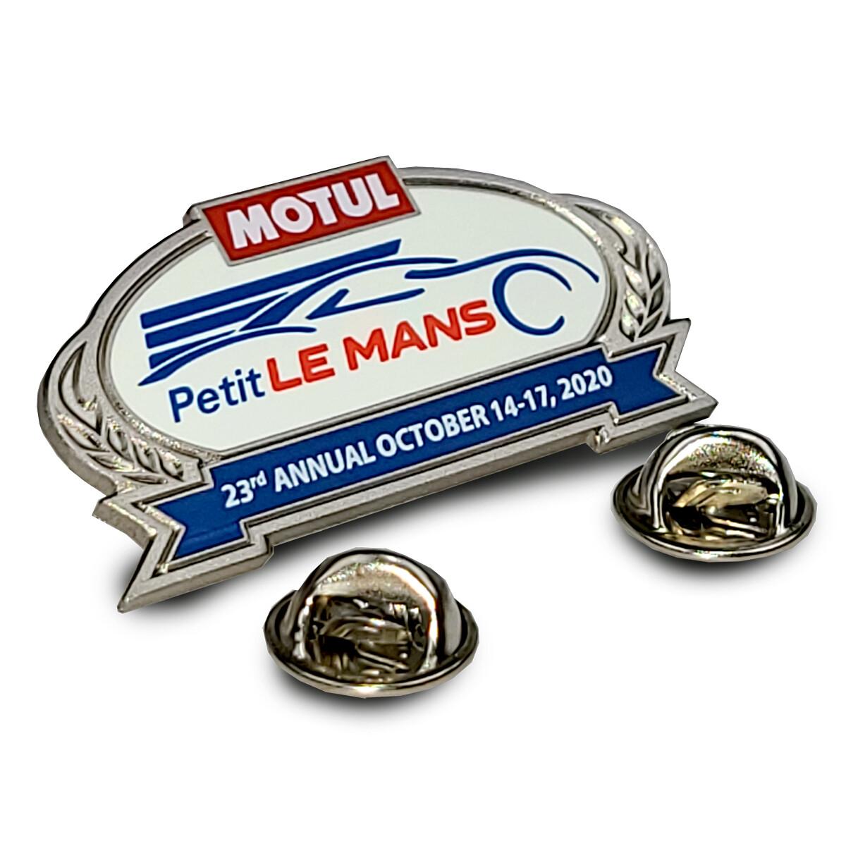 2020 Motul Petit Le Mans Lapel Pin