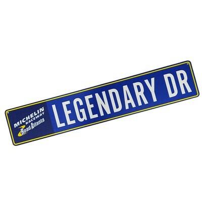 Street Sign- Legendary DR