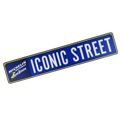 Street Sign- Iconic Street