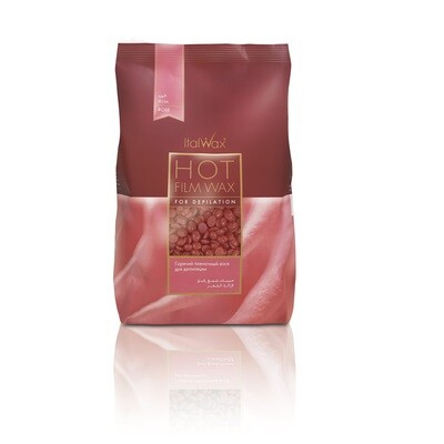 Rose 2.2 lbs - Hard Stripless Wax
