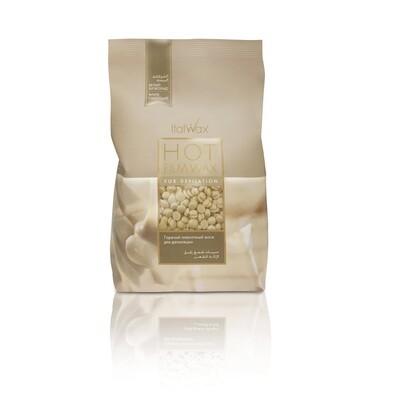 White Chocolate 2.2 lbs - Hard Stripless Wax Beads