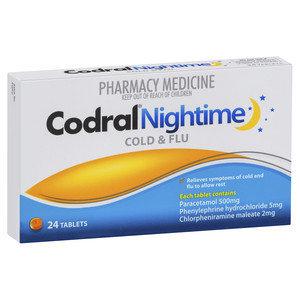 CODRAL NIGHTIME 24 TAB