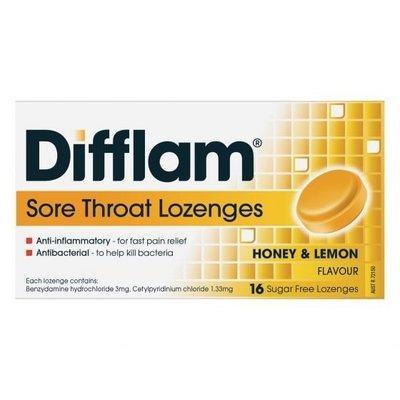 DIFFLAM HONEY/LEM LOZ S/F 16 (A)