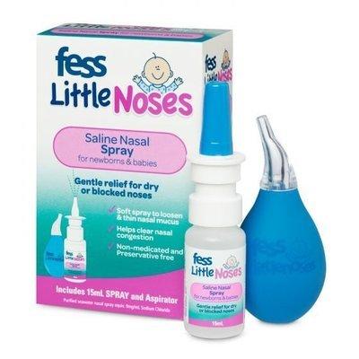 FESS LITTLE NOSES SPRAY + APSR 15ML