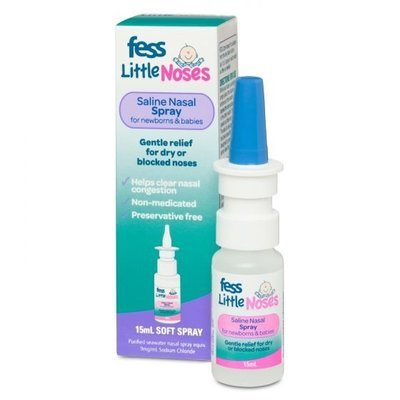 FESS LTTLE NOSES SPRY 15ML SGLE