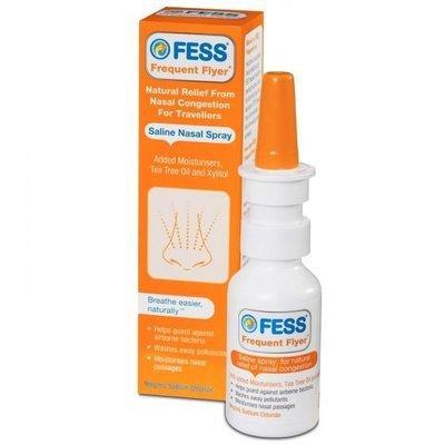 FESS NASAL SPRAY FREQ FLYER 30ML
