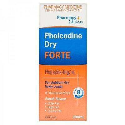PC PHOLCODINE DRY FORTE 200ML
