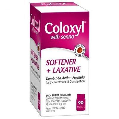 COLOXYL & SENNA 90 TABS