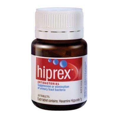 HIPREX 1GM TABS 20