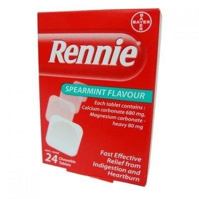 RENNIE TAB 24