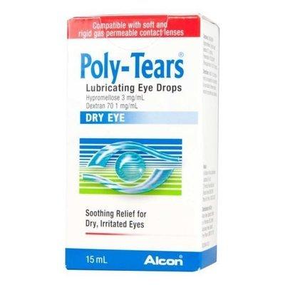 POLY TEARS 15ML