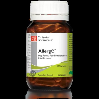 OB AllergE Cap 30