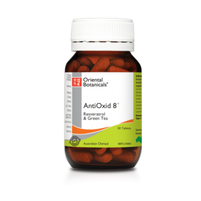 OB Antioxid 8 Tab 50