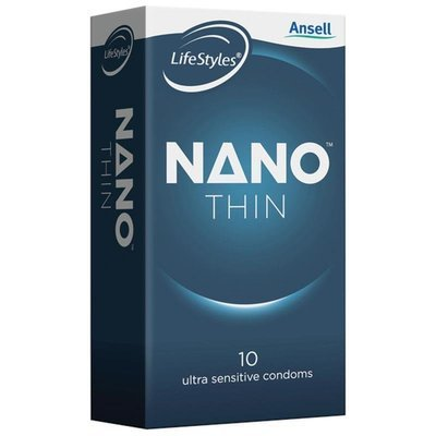 ANSELL LIFESTYLE NANO 10PK