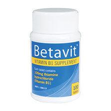 BETAVIT 100MG TAB 100