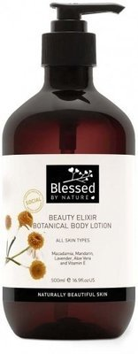 BLESSED BY NATURE BOTANICAL BODY LOTION 500mL PUMP