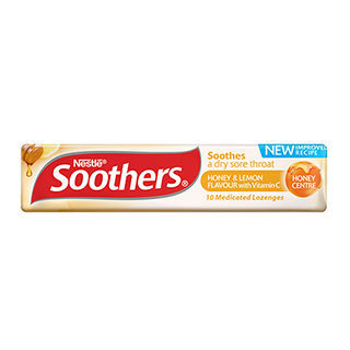 ALLENS SOOTHERS HONEY AND LEMON
