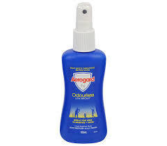 AEROGARD INSECT LOW SCENT PUMP 135ML