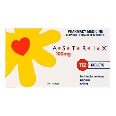 ASTRIX 100MG TAB 112
