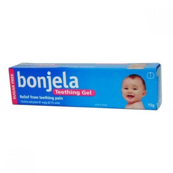 BONJELA TEETHING GEL 15G