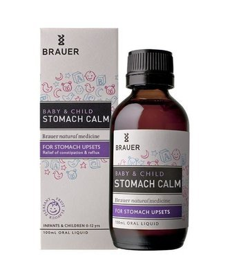 BRAUER CHILD STOMACH CALM 100ML