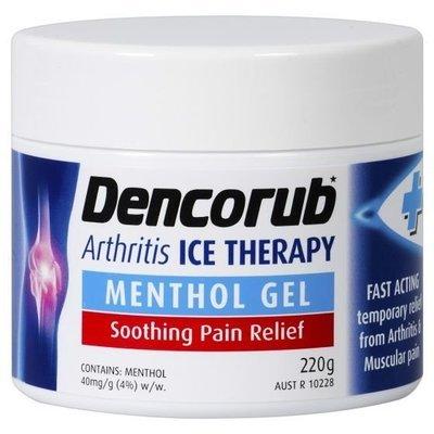 DENCORUB ARTH ICE THERAPY 220G