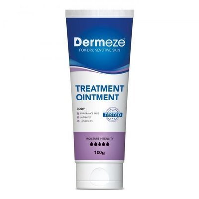 DERMEZE TREATMENT OINTMENT TUBE 100G