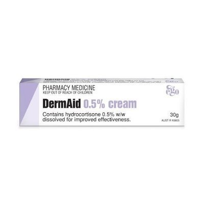 EGO DERMAID CREAM 0.5%  30G