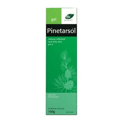 EGO PINETARSOL GEL 100G TUBE