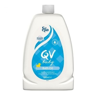 EGO QV BABY BATH OIL 500ML