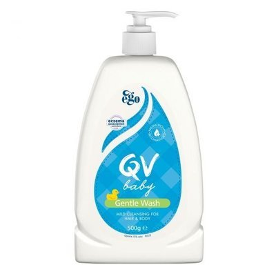 EGO QV BABY GENTLE WASH 500G