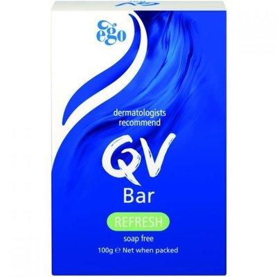EGO QV CLEANSING BAR 100G