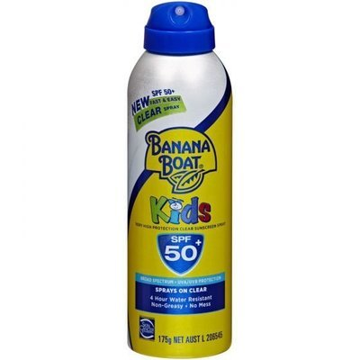 BANANA BOAT KIDS 50+ SPRAY 175G
