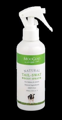MooGoo Tail Swat Body Spray 200mL