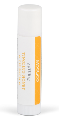 MooGoo Tingling Honey Lip Balm 5mL