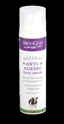 MooGoo Anti-Aging Face Cream 75g