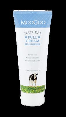moogoo Full cream moisturiser 200g