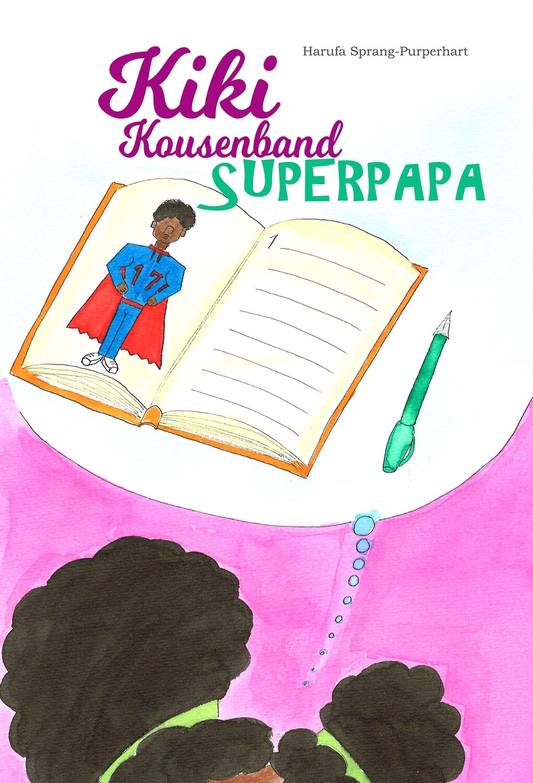 Kiki Kousenband zoekt een superpapa!