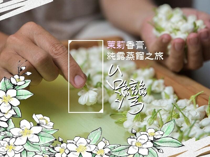 FLYCAT深度行 - 台灣屏東茉莉香膏及純露蒸餾之旅