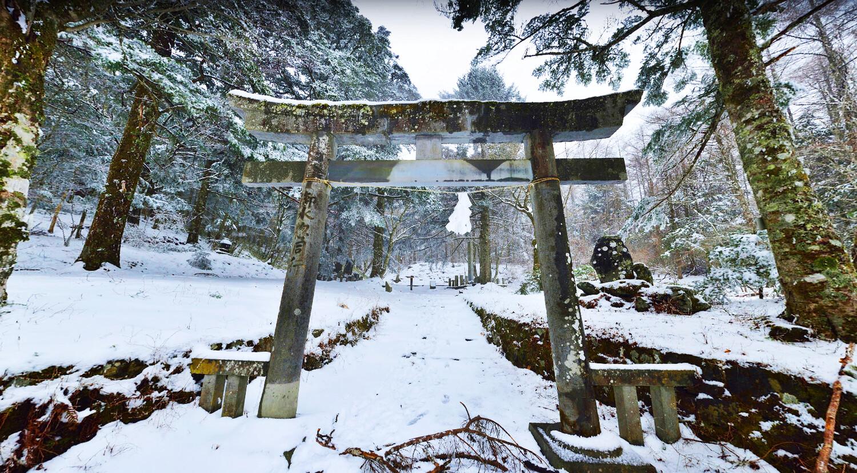 冬之聖山,富士六合目雪登體驗