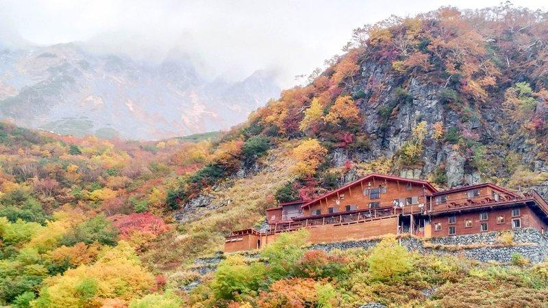 【日本】迷失日本阿爾卑斯 – 上高地紅葉秘境7天