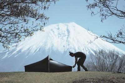 營遊富士 - 跟山中遊子露營於富士山下 6天5夜