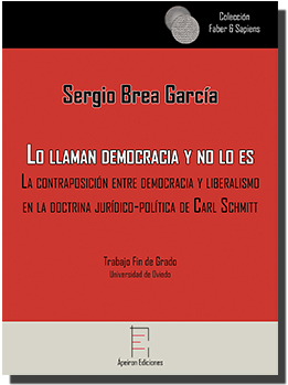 Lo llaman democracia y no lo es (Sergio Brea García)